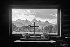 Happy Easter (Rajesh Jyothiswaran) Tags: cathedral chapel god group jesus national teton transfiguration vintage anseladams antique cabin christ christmas church grand log park tetons trees vegetation weddings west western