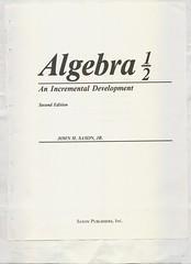 scan0009 (Eudaemonius) Tags: bk3213 algebra on half an incremental development second edition 1995 raw 20180405 eudaemonius