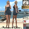 Oceana Dress (partnersincrime.sl) Tags: mesh dress halter meshbody maitreya lara slink physique hourglass belleza isis freya venus tmp summer beach casual denim spring woma