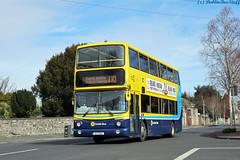 AV417 - Rt130 - CastleAve - 260318 (dublinbusstuff) Tags: dublinbus dublin bus clontarf castleavenue route130 av417 alexanderalx400 volvob7tl