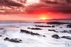 Y'a de ces soirs !! (stephanegachet) Tags: france bretagne morbihan breizh bzh guidel stephanegachet gachet sea seascape landscape paysage mer cloharscarnoët lepouldu sun sunset coucher soleil