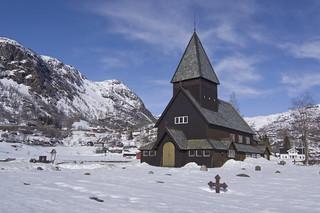 Røldal stavkyrkje - Røldal Stave Church