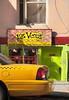 las venus (H Sampson) Tags: vintage urbanvintage nycshop vintageshop streetphotography yellowcab lasvenus nycstreets taxi nyccab