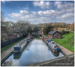 Dudley Canal Uk (hussey411) Tags: dudleycanaltrust blackcountrymuseum dudleycanal canalphotographer canalphotography photographer photography photo iphonephotography birminghamphotographer blackcountry water canalboat boat canals canal westmidlands uk