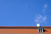 making some clouds (18038886) (felipe bosolito) Tags: sky bluesky roof cloud chimney window minimalism architecture geometry lines fuji xpro2 xf1655 velvia berlin