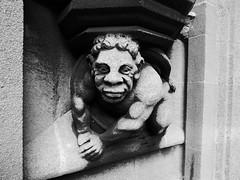 Gargoyle, Bristol Cathedral (duncan) Tags: bristol cathedral bristolcathedral gargoyle