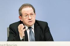 ECB Press Conference (European Central Bank) Tags: 04 2018 april ecb ecbmainbuilding europeancentralbank frankfurtammain photo pressconference vitorconstancio