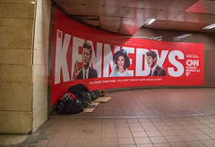 Camelot (writing with light 2422 (Not Pro)) Tags: homeless camelot kennedys subway marble newyork nyc richborder sonya7 givetoyourlocalfoodbank
