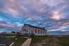 Una casa en el cielo, un jardin en el Mar (Xacobeo4) Tags: una casa cielo un jardin en el mar puesta de sol sandy hook chapel fort hancock la mer
