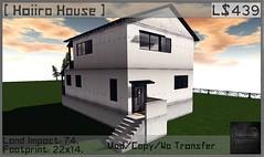 New Haiiro House +[Insomnia]+ (neekkang) Tags: anime house home sl game rpg geisha modern landscape decor mesh japan asian korean kpop jpop