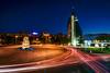 DSCF5932 (dobromir.dimitrov) Tags: lighttrails city street night bulgaria fujinon fujifilm