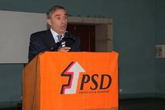 José Silvano na Guarda
