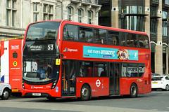Selkent - YX16 OHL (peco59) Tags: yx16ohl alexanderdennis adl e40h trident enviro enviro400mmc 400mmc psv stagecoach pcv selkent stagecoachlondon londonbus