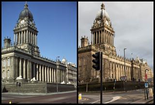 Leeds Town Hall, The Headrow, Leeds