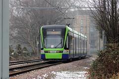 Croydon Tramlink 2563 (TC60054) Tags: croydon tramlink tram tramway light rail railway stadler variobahn tfl london lrv metro first bus group firstbus firstgroup
