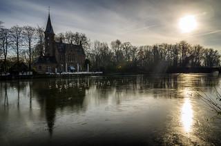Frozen Bruges