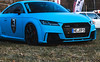 Audi TTRS (j0ker2404) Tags: auto car nicecars tuning autofest 2018 event blue german audi tt ttrs rs front