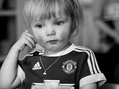 Jakob (livsillusjoner) Tags: monochrome bw blackwhite blackandwhite black grey white portrait people faces kid kids young child children toddler boy boys