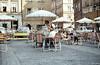 Varsovie : terrasse de café (philippeguillot21) Tags: café terrasse varsovie place pologne capitale europe pixelistes voigtländer vitoret