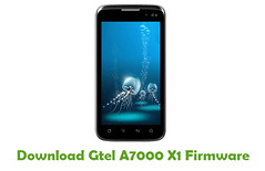 Gtel A7000 X1 Firmware (AndroidRomFree.com) Tags: stock rom flash file firmware android