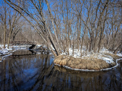 Elm Creek (Brett Whaley) Tags: 2018 april googlepixel phonecamera minnesota maplegrove unitedstates elmcreekparkreserve