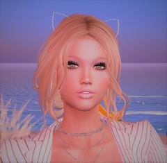 New Truth VIP Hair, Bewkie <3 (renhailey) Tags: truth hair maitreya c88 blonde sl teefy collabor88 catwa avaway blackfair