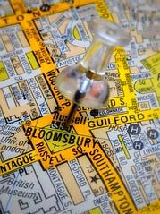 The little A to Z of London! (Pixel_peeper) Tags: atoz maps backinthedays macromondays