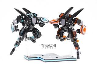 TRON - Warfighter Mech