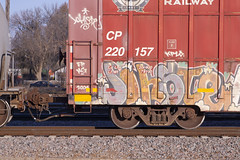 Johste (Psychedelic Wardad) Tags: freight graffiti ag fp johste