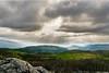 Divine light in Alvão. (luisfcpires) Tags: mountain range hill landscape idyllic nonurban scene rolling rock scenics scenery tranquil scenic nature photograph cloudscape clouds green trees woods sun sunlight