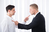 Businessmen Pointing Finger At Each Other (aliceheiman) Tags: other pointing point businessmen finger managing harassment meeting mob business arguing office man angry fight bully worker employee disappointed bullying people dominant person blame manager blaming talking bossy boss conflict argument employer quarreling workplace businessman supervisor complaining looking discussion standing