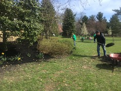 Volunteer Cleanup Day, Spring 2018
