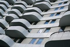 balconia / balkonien no. 2 (ralfdaenicke) Tags: architecture architektur köln cologne haus häuser houses buildings tower balkone balcony deutschland nrw germany fenster windows stadt city street strase pentax k3