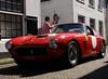 Ferrari 250 GT (Skylark92) Tags: nederland netherlands holland noordholland northholland naarden vesting race day 2010 car road people gv21tl 1960 ferrari 250 gt