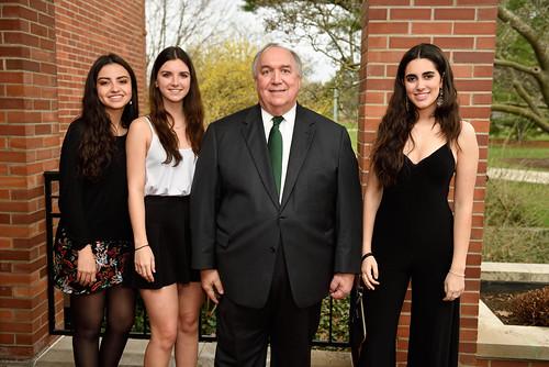 Spring Graduate Reception, April 2018