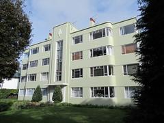 Weston Grange (alexliivet) Tags: bournemouth dorset 1930s 1920s artdeco modern architecture uk flats apartments