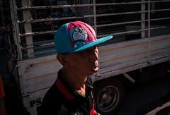 * (Sakulchai Sikitikul) Tags: street snap streetphotography summicron songkhla sony a7s 35mm leica thailand hatyai doraemon cap