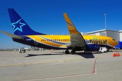 C-GYQV (Air Transat - Europe Aeropost) (Steelhead 2010) Tags: airtransat boeing b737 b737700 europeaeropost aslairlines yyz creg cgyqv