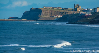 A view towards Whitby