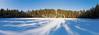 Pikku-Kalatoin - Nuuksio (mustohe) Tags: nuuksio 2018 finland panorama talvi winter järvi lake maisema landscape lumi snow vihti hugin canon forest metsä