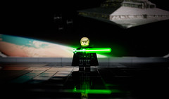 Dark Empire (darth85) Tags: minifigure minifig luke skywalker star swlego starwars legostarwars darth vader dark empire