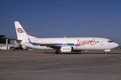 Air UK Leisure - Boeing 737-4Y0 G-UKLB (Shaun Grist) Tags: guklb airukleisure boeing 737 airport aircraft aviation aeroplanes airline avgeek