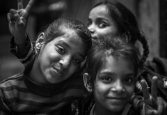 happy (andy_8357) Tags: sony a6000 6000 ilcenex alpha children girls girl india delhi fun funloving light playful pahar ganj paharganj canon fd 50mm f14 manual focus dof selective bokeh mirrorless street portrait portraiture natural smile bright eyes relaxed movie star stars e emount