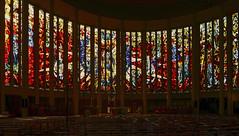Church of St. Peter Yvetot (JLM62380) Tags: church yvetot normandy vitrail stainglass église religion architecture