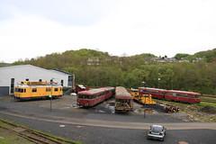 Depot Gerolstein (vos.nathan) Tags: gerolstein depot uerdinger railbus