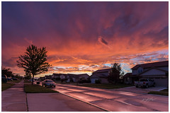 After the Storm (etzel_noble) Tags: canon24105f4 canon6d canonphotography fierysky sunsetcolors skyphotography cloudsphotography sunsetphotography sky stormyclouds clouds sunset