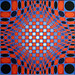 Stri-per by Vasarely 1973-74 071a