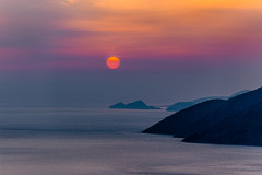 Sunset (Vagelis Pikoulas) Tags: sky sun sunset porto germeno greece march 2018 spring tamron 70200mm vc sea seascape greek europe island landscape view canon 6d