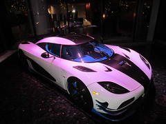 IMG_7344 Koenigsegg Agera RS1 at the Fairmont Pacific Rim (vancouverbyte) Tags: vancouver vancouverbc vancouvercity koenigseggagerars1