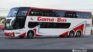 Marcopolo Paradiso G6 1800 DD / Gama Bus / Nº 501